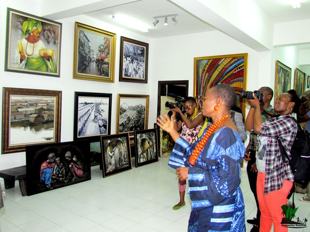 Image result for african heritage gallery osogbo